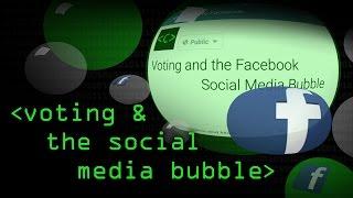 The Social Media Bubble - Computerphile