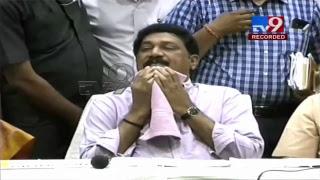 Ganta Srinivasa Rao releases AP Intermediate first year results 2018 LIVE - TV9 Telugu