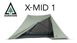 Durston X-Mid 1P - Ultralight Tent