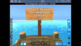 ROBLOX- Shark Attack! -FuzzyWooo- Gameplay nr.0888