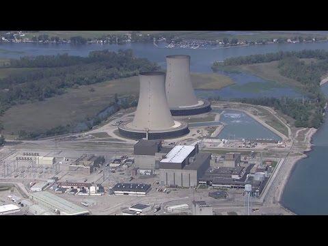 DTE Energy's Fermi 2 Nuclear Power Plant