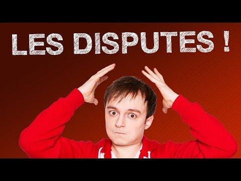 TOP #5 DES DISPUTES