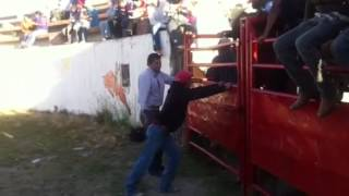 Tlaunilolpan hgo 15/05/2014 Toro cola de plata vs charro de