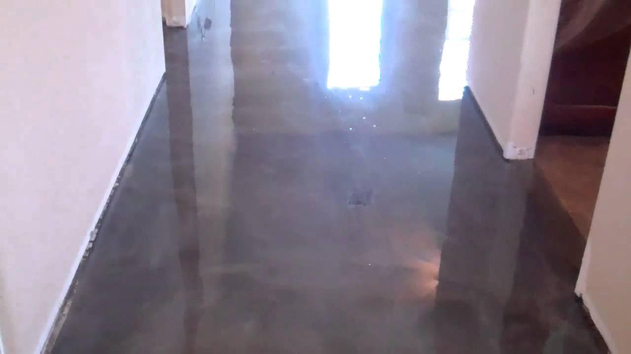 Epoxy Floors In Homes