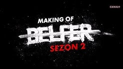 BELFER. Sezon 2 | making of [FULL HD]