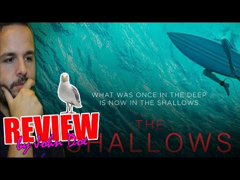 Infierno azul – The Shallows – CRÍTICA – REVIEW – HD - Blake Lively - John Doe - Tiburón - Shark