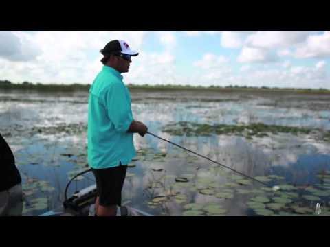 NEW FISHING VIDEO!! Scott Martin and I fish Okeechobee