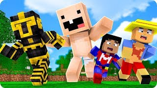 Adoptamos A Un BebÉ Gigante En Minecraft 😱