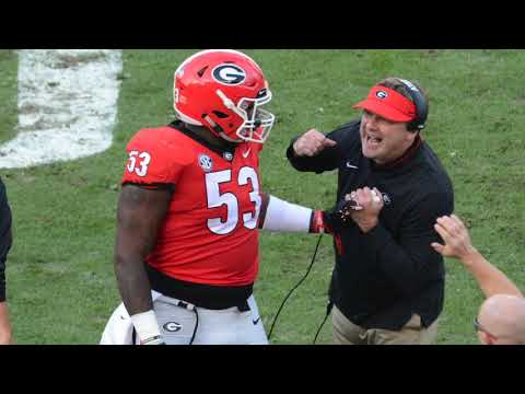 UGA coach Kirby Smart talks Georgia-Alabama on the 2018 SEC Championship Game Teleconference