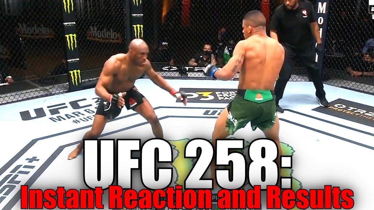 UFC 258 (Kamaru Usman vs Gilbert Burns): Reaction and Results