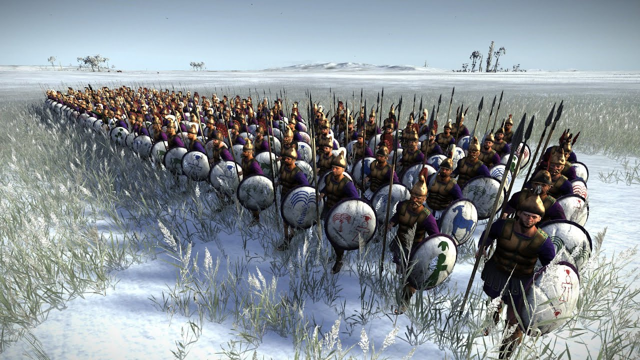Total War: Rome 2's Deadliest Spears Round 6: Illyrian ...