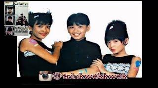 Gambar cover Trio Kwek-Kwek ... KATANYA-KATANYA