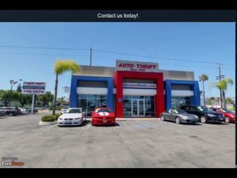 Auto Thrift Of Escondido Ca Used Car Dealers