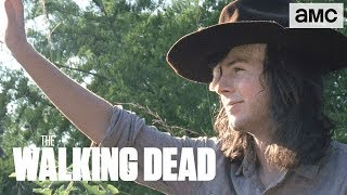(SPOILERS) Carl's Farewell to The Walking Dead Family