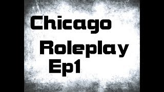 Roblox Chicago Roleplay life as a dealer Ep1