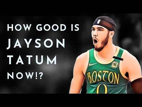 Jayson Tatum | The 3 reasons he's taken The Leap