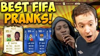 THE BEST FIFA 15 PRANKS EVER!!