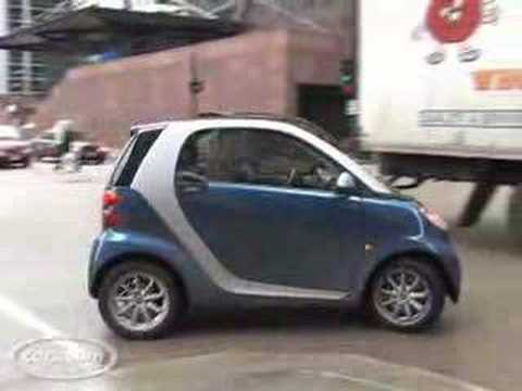 2008 Smart Fortwo Quick Drive Youtube