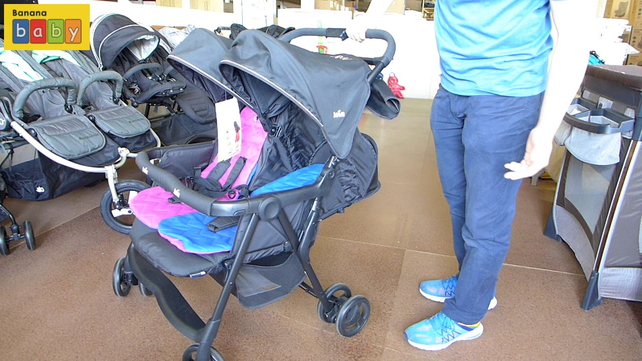 Raincover Compatible with Joie Aire Twin Double Pushchair