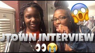 JTOWN INTERVIEW ( WHO WOULD U GO OUT WITH IN JTOWN )