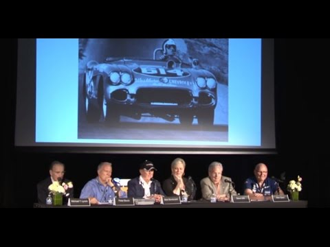 Art of the Car Concours - 2016 Meet the Legends