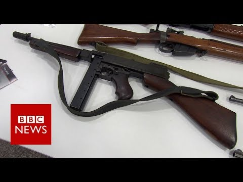 'Give up your guns and ammunition' plea – BBC News