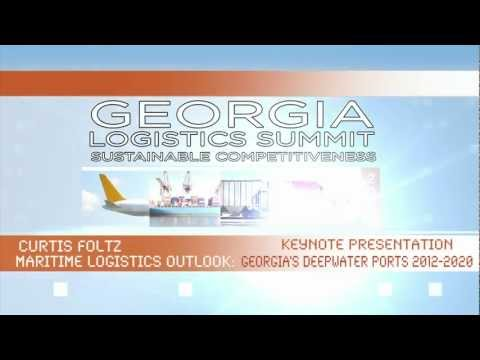 2012 Georgia Logistics Summit: Maritime Logistics Outlook