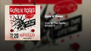 Guns N Roses Wish You Were Here