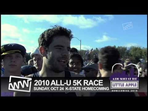 K-State Homecoming 2010: All-U 5K Race