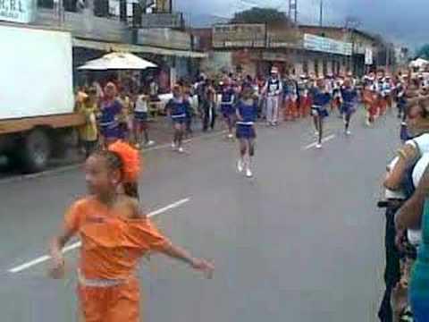 desfile de santa rita BANDA SHOW GFLA 2008
