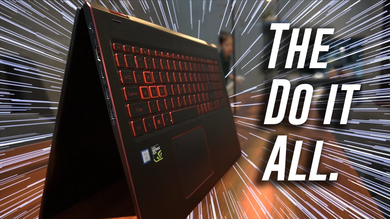 Acer Nitro 5 Spin Review - Are 2-in-1 Gaming Laptops Any Good?