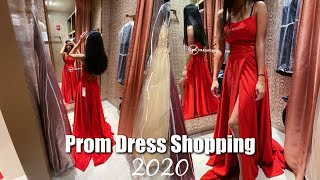 PROM DRESS SHOPPING 2020 ft. my sister