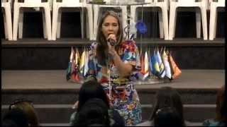Joann Rosario Condrey: Ministración Profetica- Puerto Ordaz, Venezuela