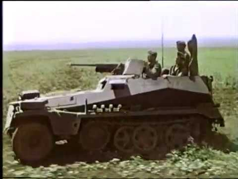 2. Weltkrieg: Die Farbe des Krieges 2 Doku