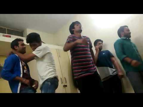 Birthday party dance in LBS hostel BHU