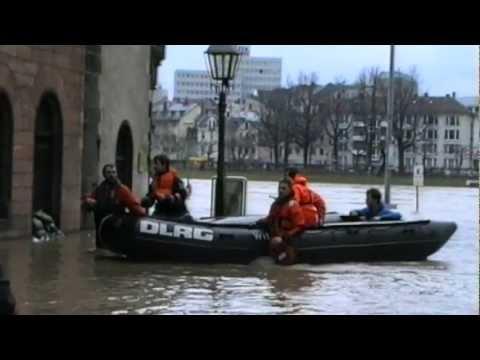 Hochwasser Frankfurt am Main