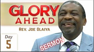 Rev Joe Olaiya Sermon  RCCG December 2018 HOLY GHOST SERVICE