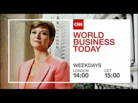 World Business Today Promo CNN