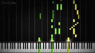 [Piano MIDI] Isshuukan Friends OP :: Niji no Kakera - Natsumi Kon