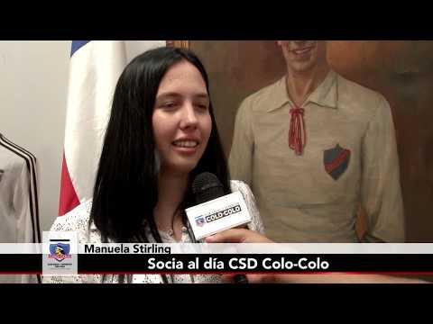 Socios de CSD Colo-Colo se mostraron emocionados por invitación a participar de arellanización