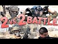 2 vs 2 Tournament - Get Out and Play - Episode 2 (Airsoft  ...