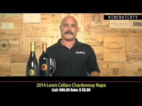 Lewis Cellars Cabernet Sauvingon Reserve 2013 - click image for video