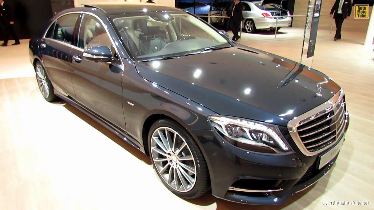 2014 mercedes benz s class s500 exterior and interior for Mercedes benz s500 2014