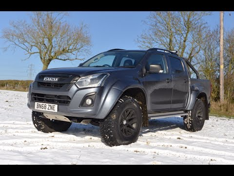Isuzu D Max AT35 Review