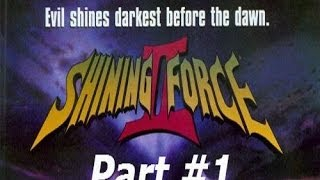 Shining Force II - Part #1 - Oh Rats!