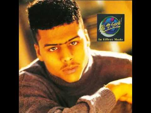 AL B SURE BACK TO THE 80'S.......DJ DIGGS
