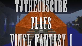 Minecraft Vinyl Fantasy I - Episode 2: Poison Tree Spiders