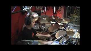 Tourniquet - Antiseptic Bloodbath - Ted Kirkpatrick drum tracking