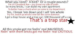 Bricks - Gucci Mane [Lyrics]