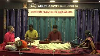 Sampoornam Foundations For Music and Arts-Vishal Sapuram Chitravina